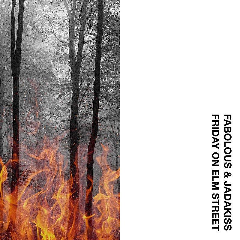 Cover Art: Friday On Elm Street