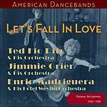 Cover Art: Let's Fall In Love (American Dancebands - Original Recordings 1933 - 1935)