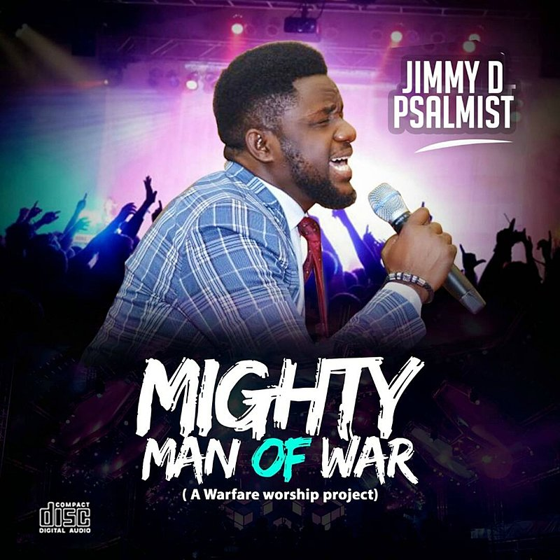 Cover Art: Mighty Man Of War