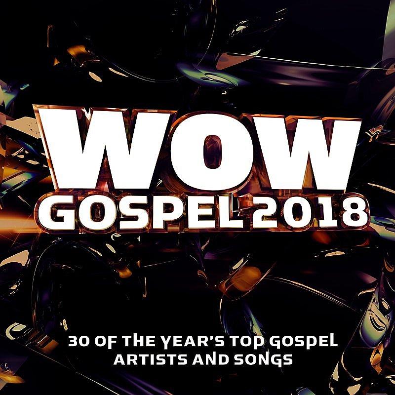 Cover Art: Wow Gospel 2018