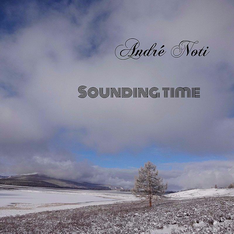 Cover Art: Sounding Time