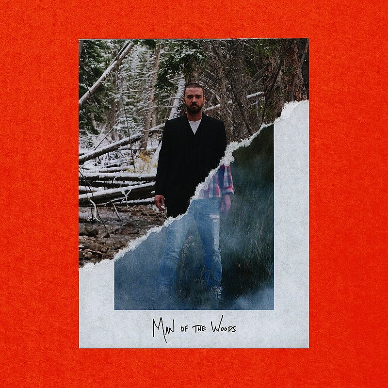 Cover Art: Man Of The Woods