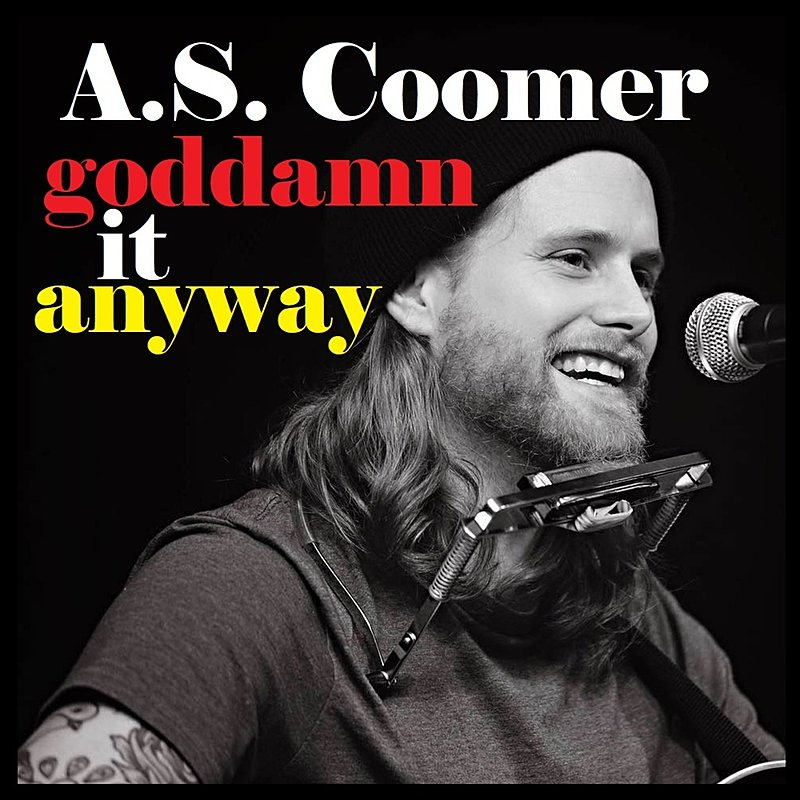 Cover Art: Goddamn It Anyway