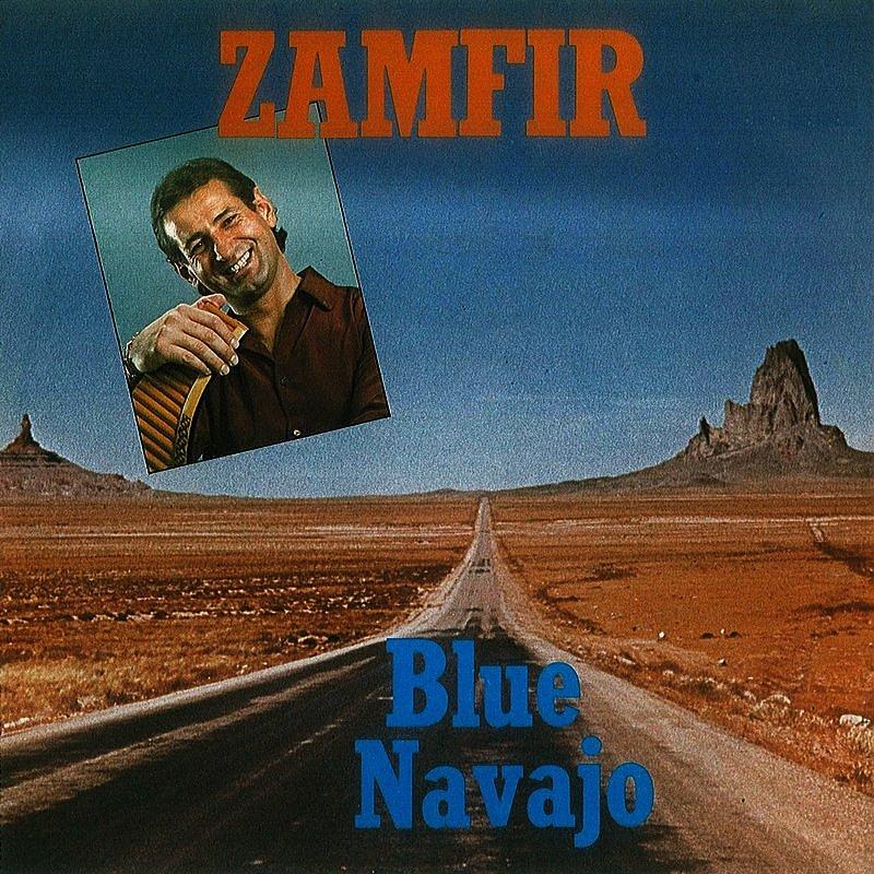 Cover Art: Blue Navajo