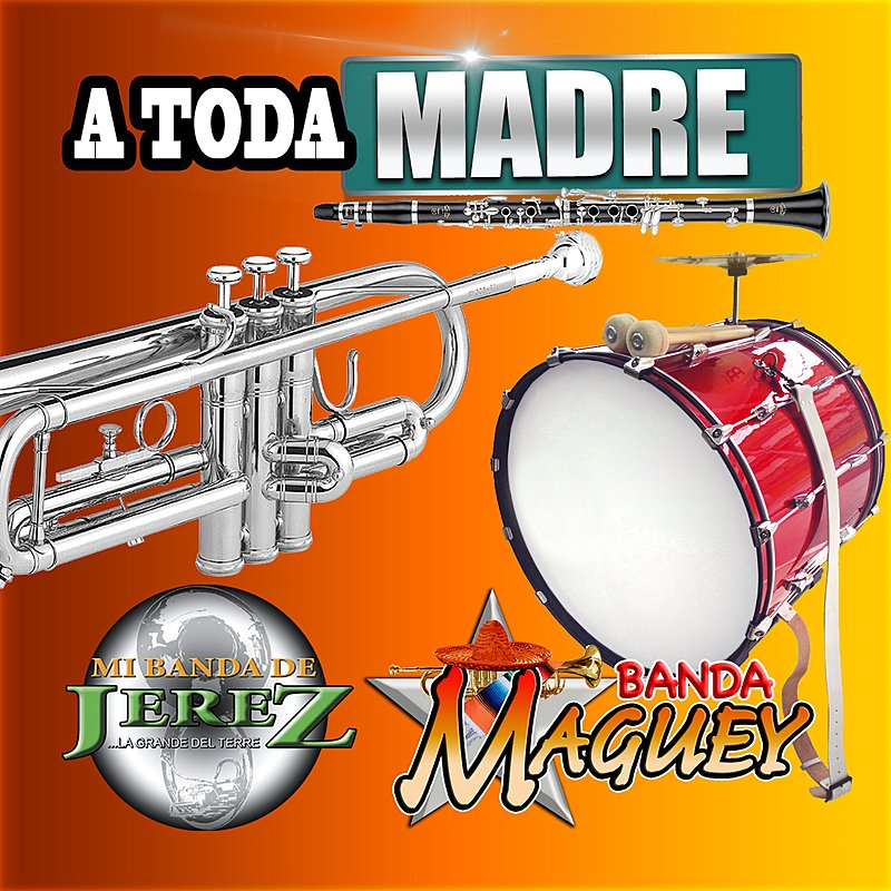 Cover Art: Toda Madre