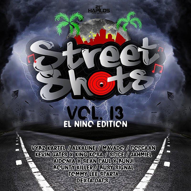 Cover Art: Street Shots, Vol. 13 (El Nino Edition)