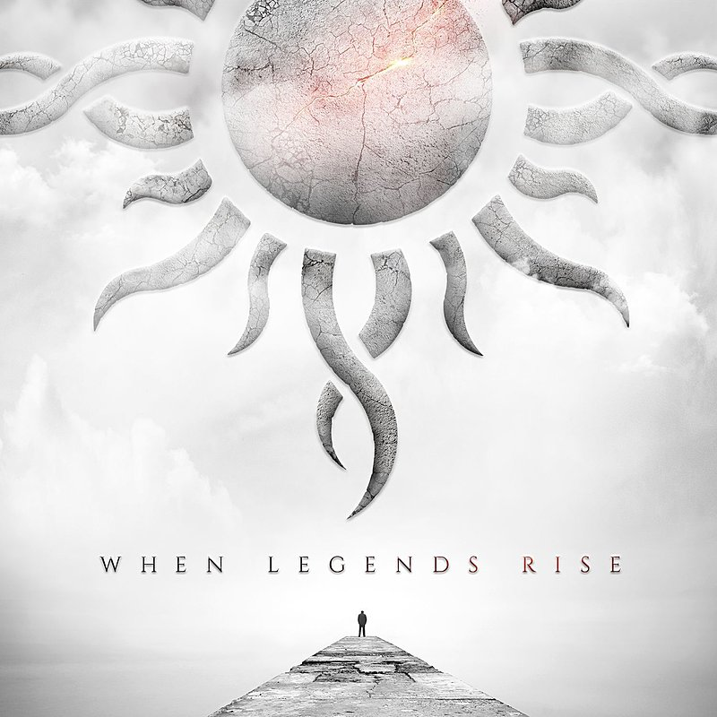 Cover Art: When Legends Rise