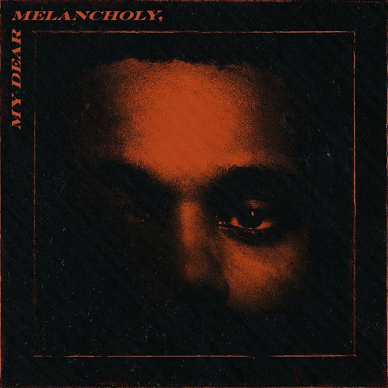 Cover Art: My Dear Melancholy,