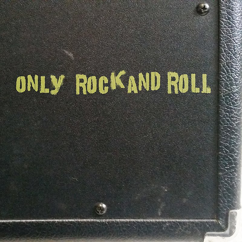 Cover Art: Only Rock And Roll