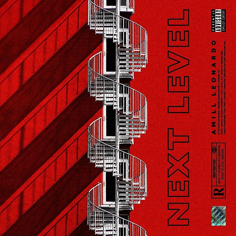 Cover Art: Next Level