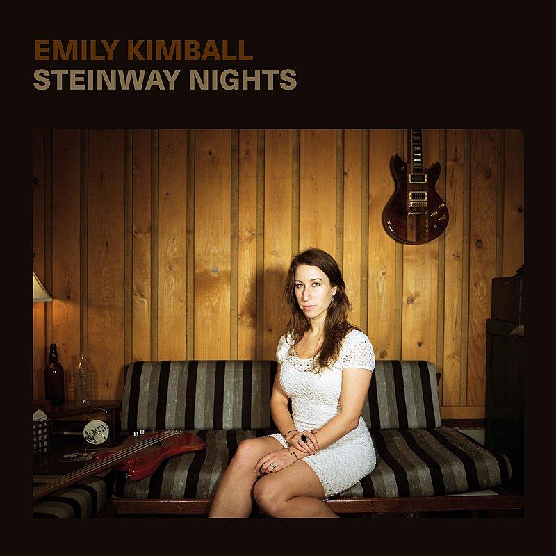 Cover Art: Steinway Nights