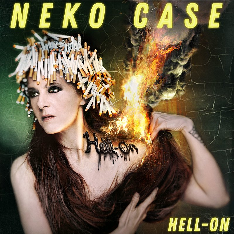 Cover Art: Hell-On