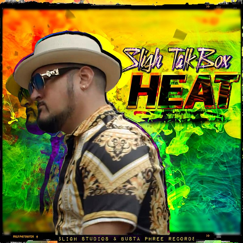 Cover Art: Heat