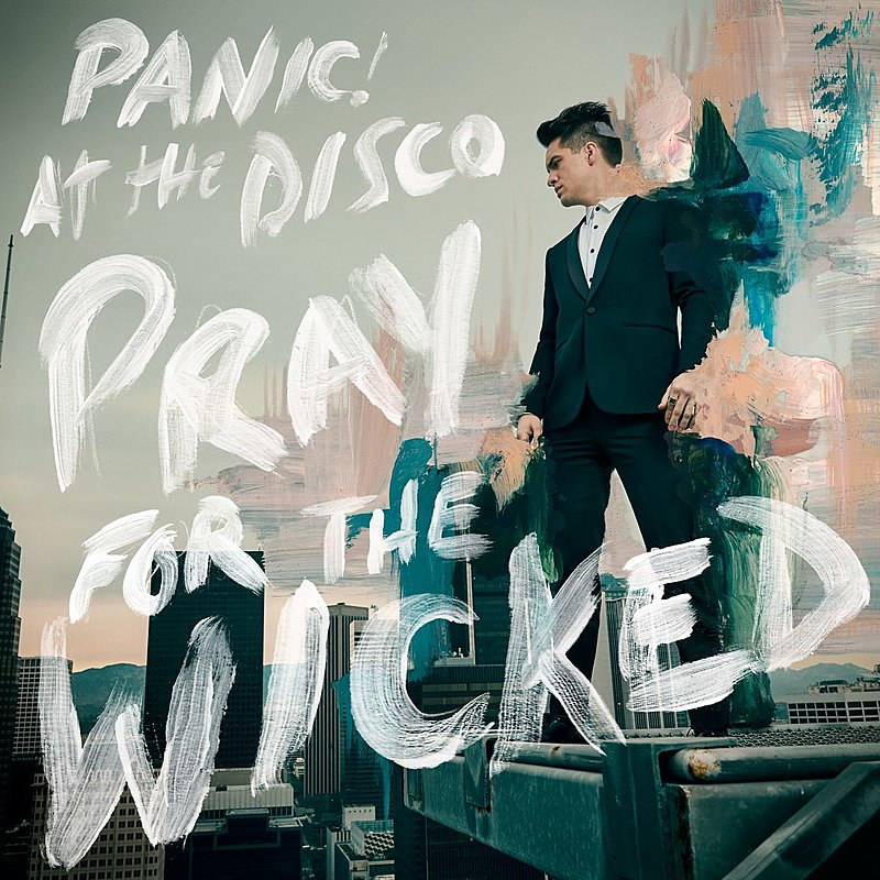 Cover Art: Pray For The Wicked