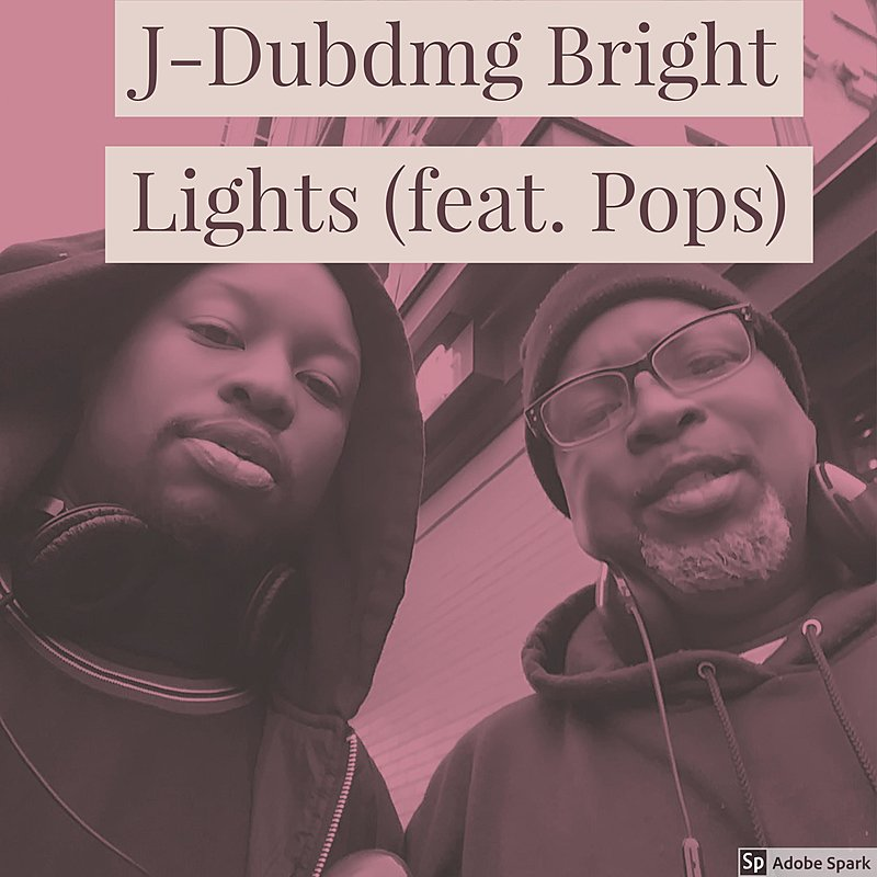 Cover Art: Bright Lights (Feat. Pops)