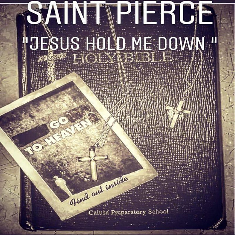 Cover Art: Jesus Hold Me Down