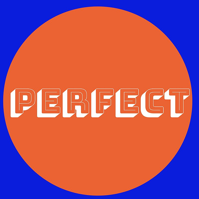 Cover Art: Perfect
