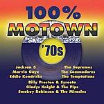Cover Art: 100% Motown - 70s (Reissue)