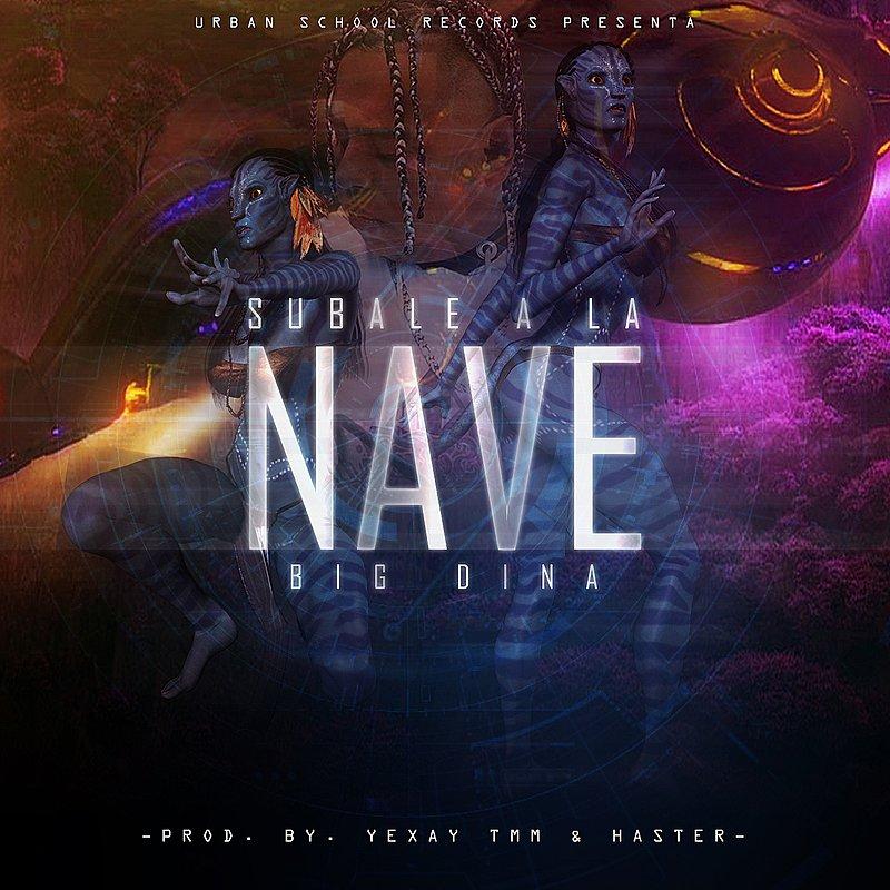 Cover Art: Subale A La Nave