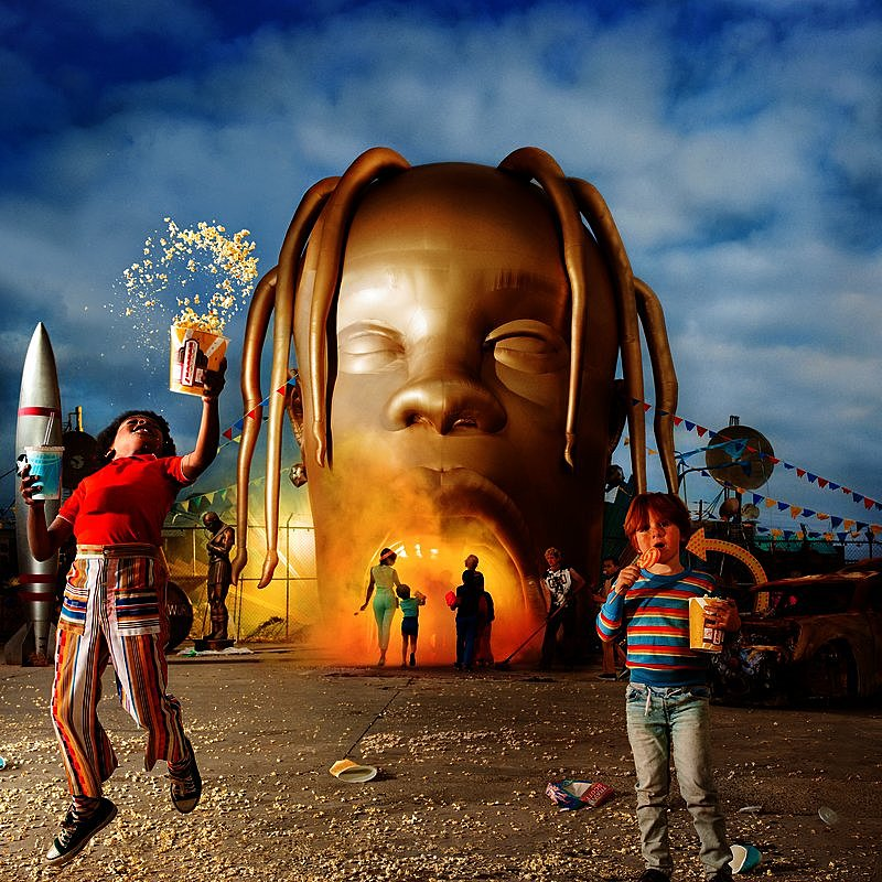 Cover Art: Astroworld