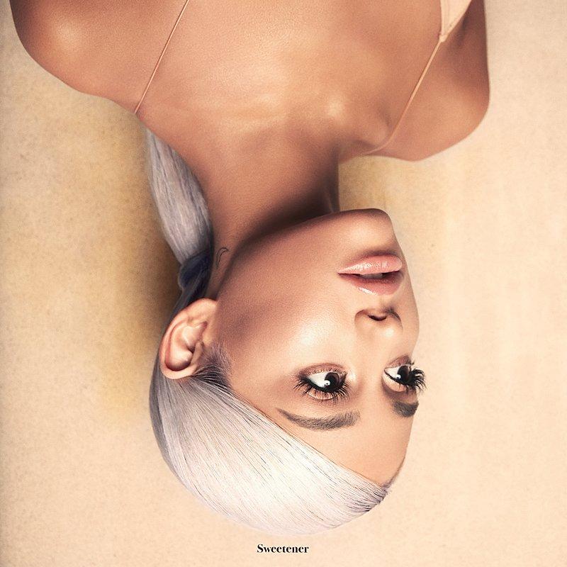Cover Art: Sweetener