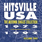Cover Art: Hitsville Usa, The Motown Collection 1972-1992