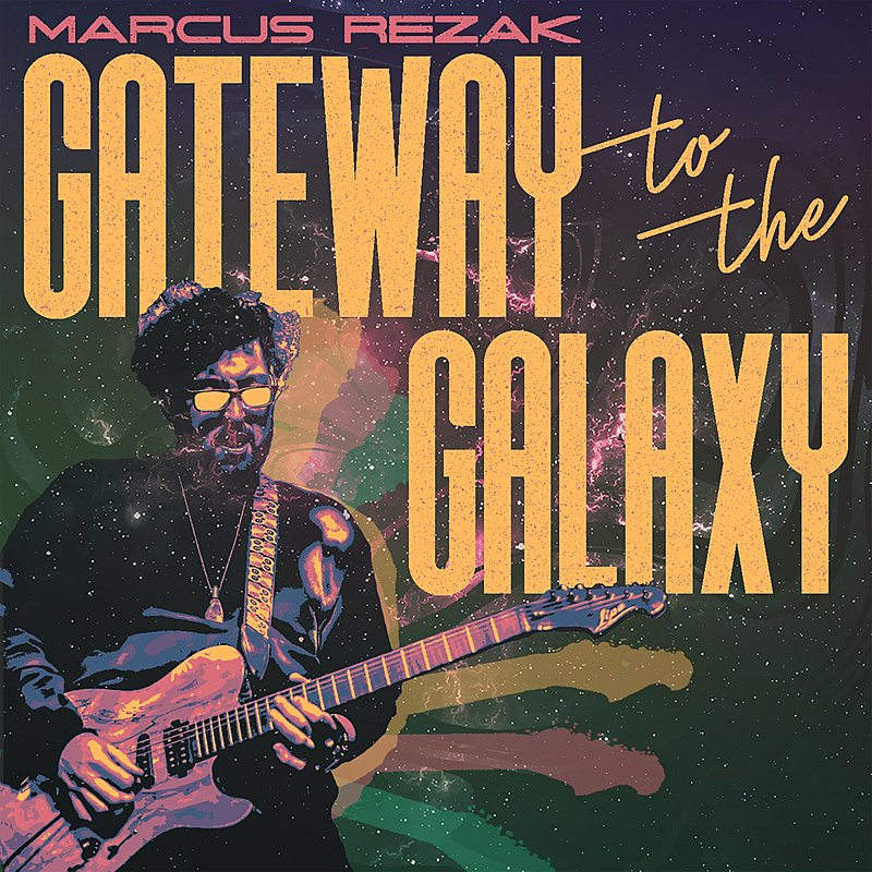 Cover Art: Gateway To The Galaxy