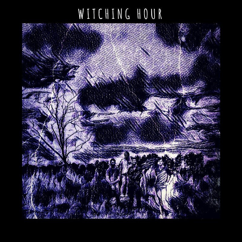 Cover Art: Witching Hour