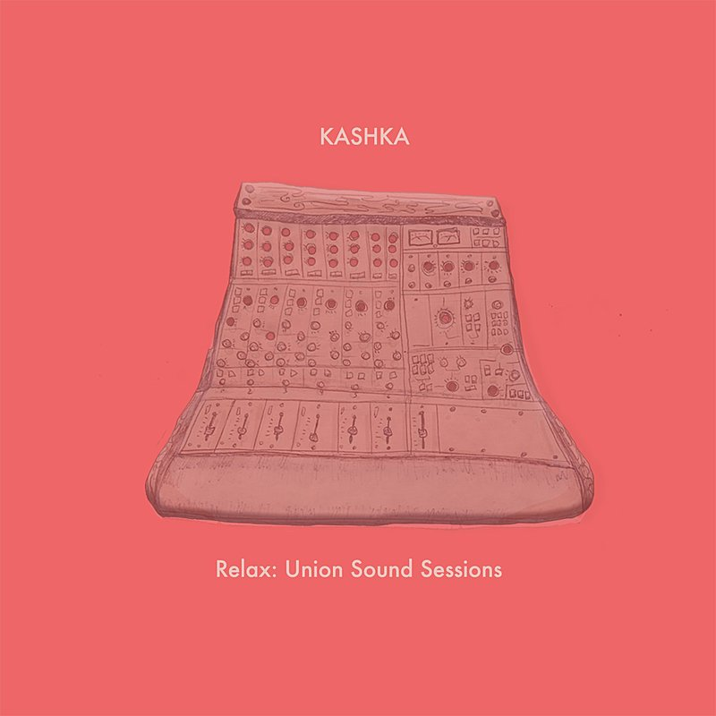 Cover Art: Relax: Union Sound Sessions