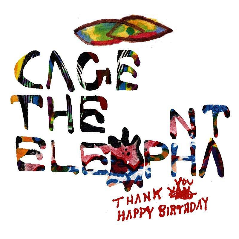 Cover Art: Thank You Happy Birthday