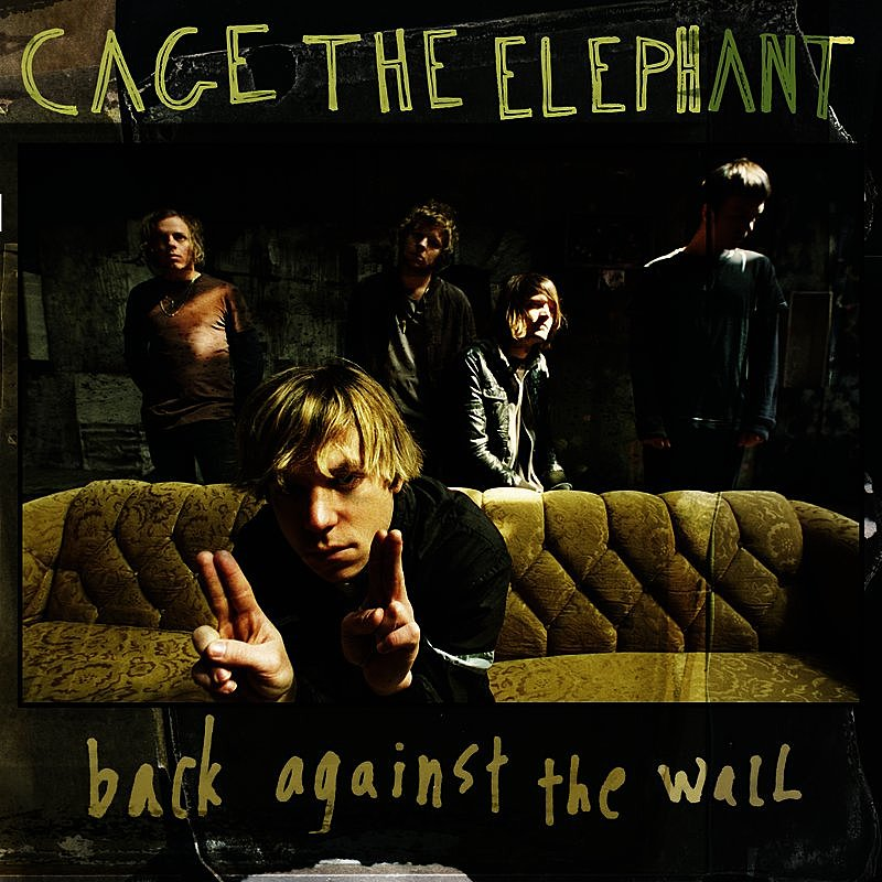 Cover Art: Back Against The Wall