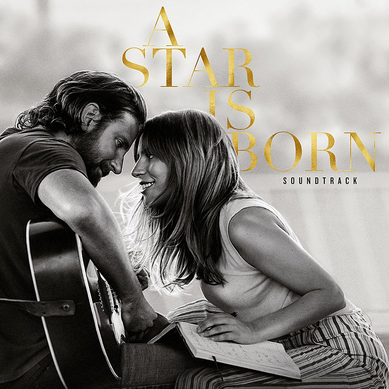 Cover Art: A Star Is Born Soundtrack