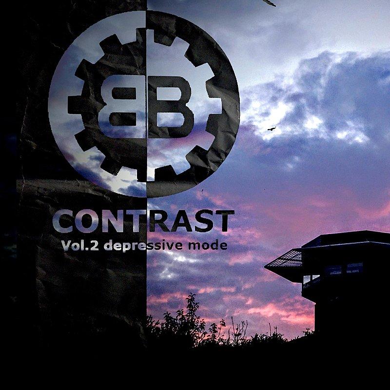 Cover Art: Contrast Vol.2 Depressive Mode