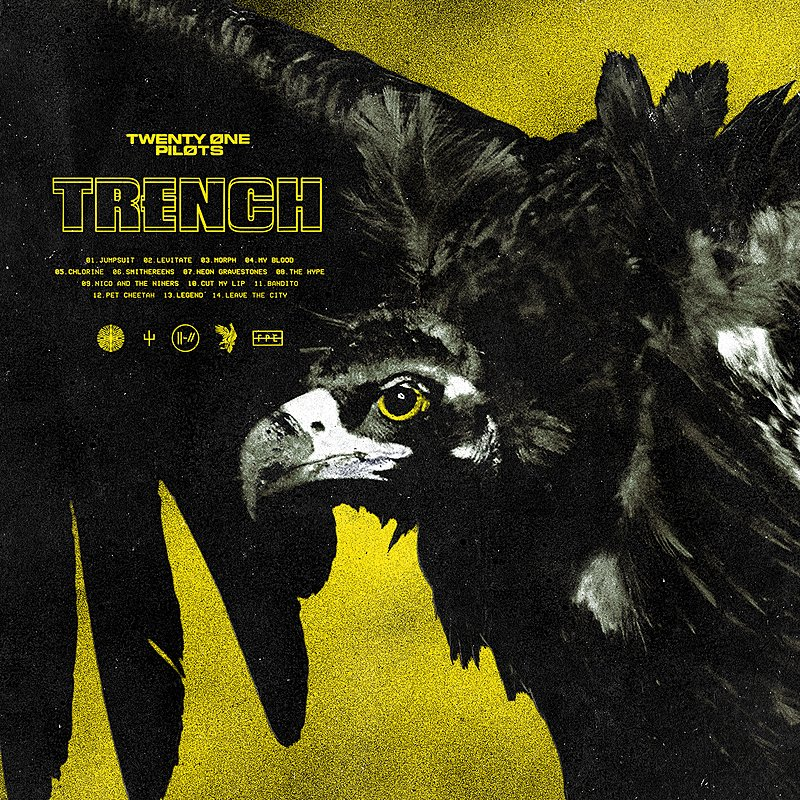 Cover Art: Trench