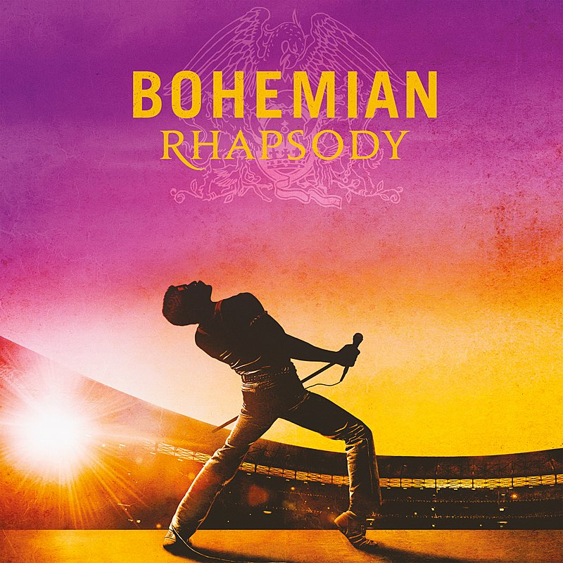 Cover Art: Bohemian Rhapsody (The Original Soundtrack)