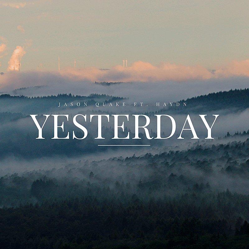Cover Art: Yesterday