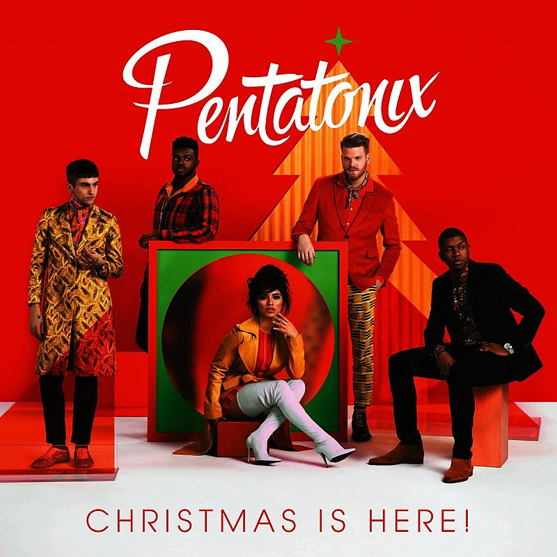 Cover Art: Christmas Is Here!