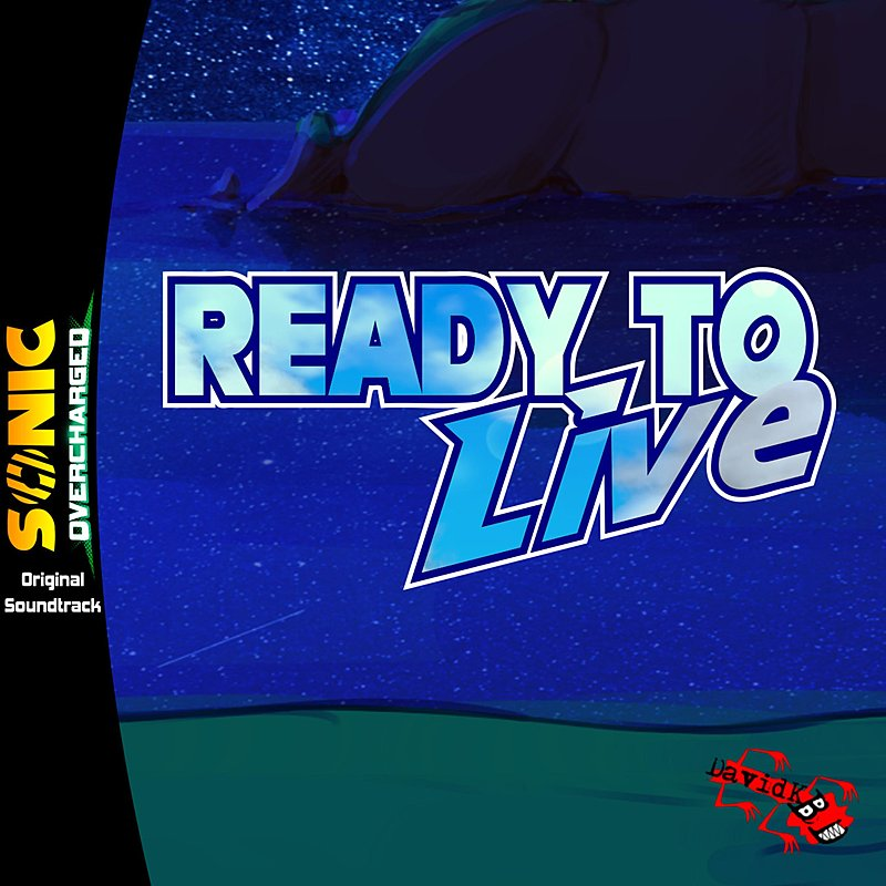 Cover Art: Ready To Live