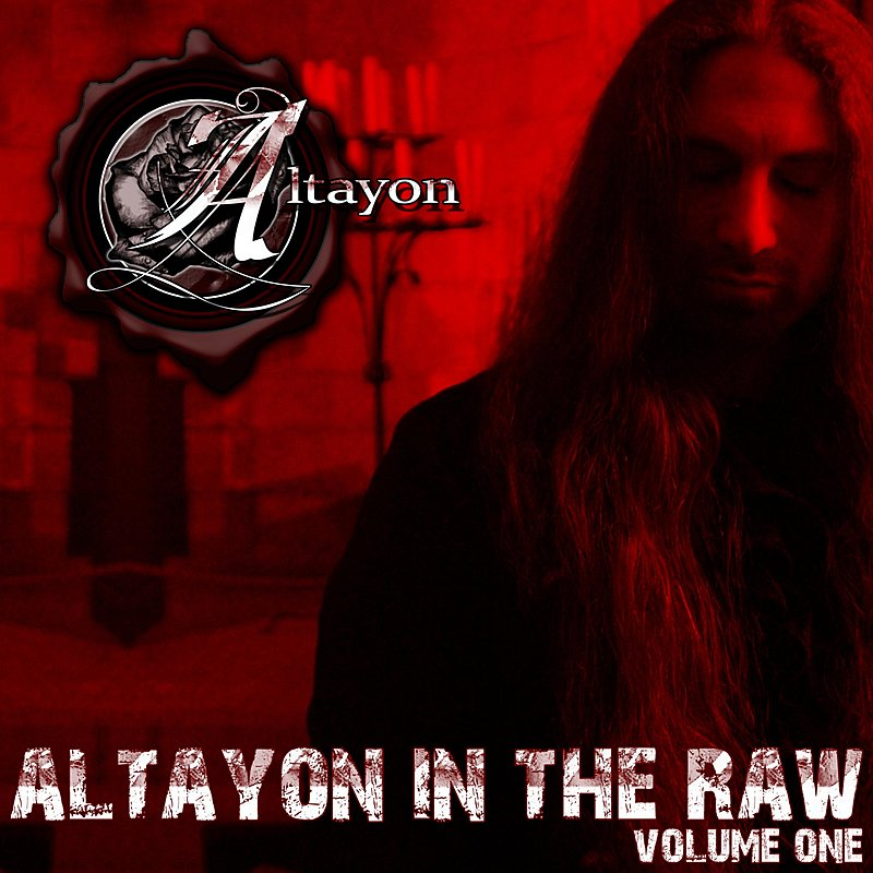 Cover Art: Altayon In The Raw, Vol. 1