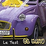 Cover Art: Le Test