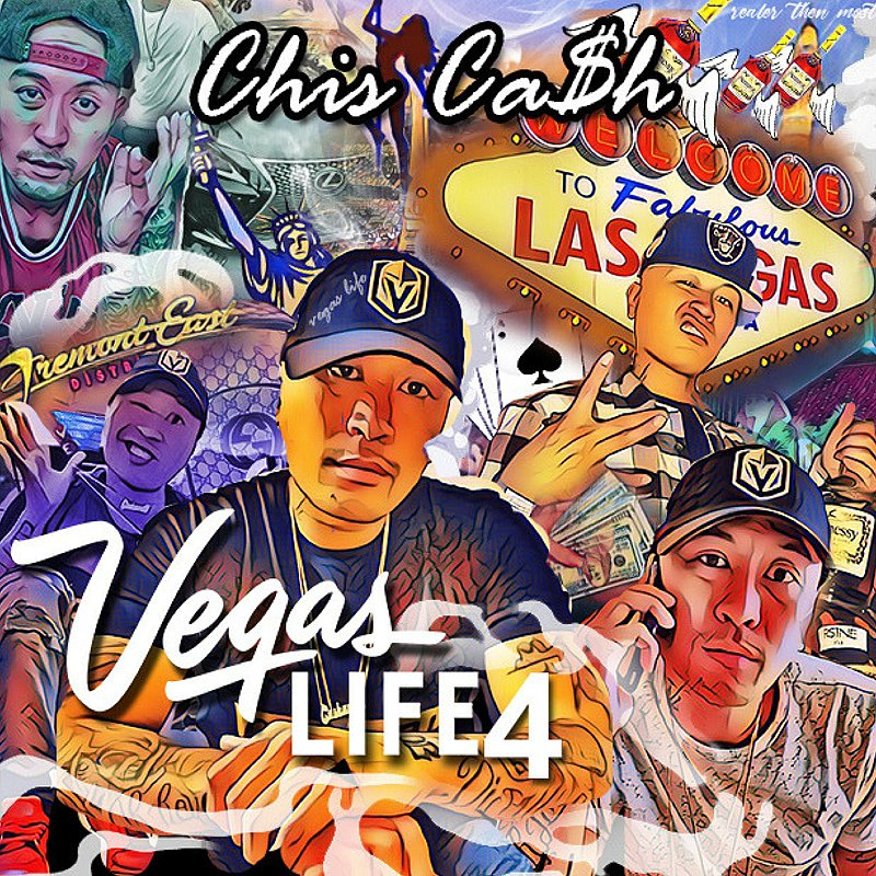 Cover Art: Vegaslife 4