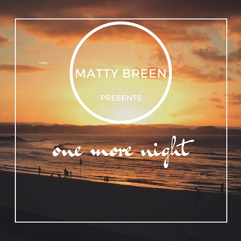 Cover Art: One More Night