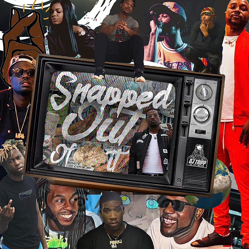 Cover Art: Snapped Out Of It