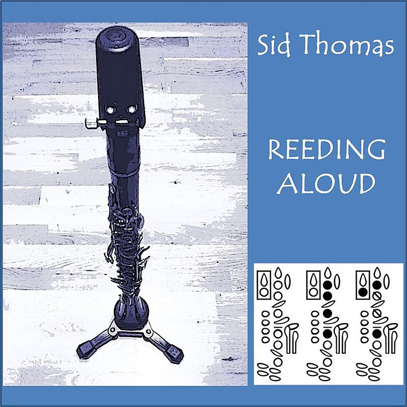 Cover Art: Reeding Aloud