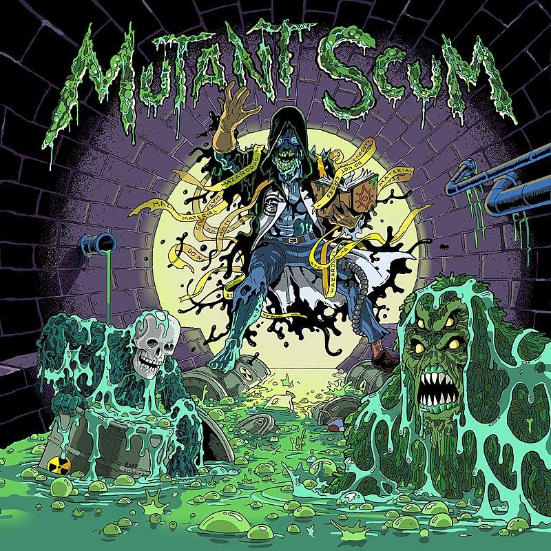 Cover Art: Mutant Scum