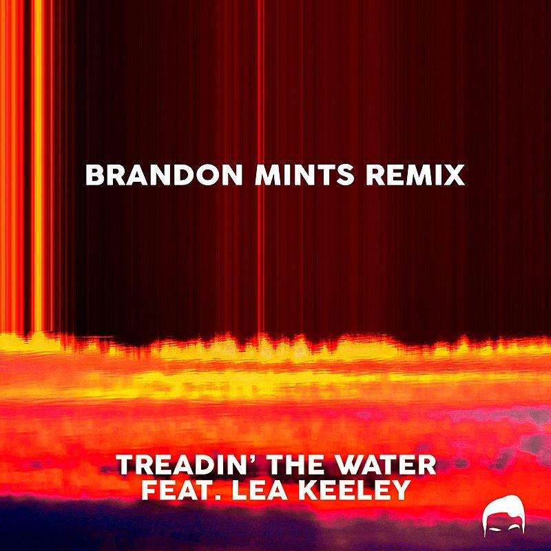Cover Art: Treadin' The Water (Feat. Lea Keeley)