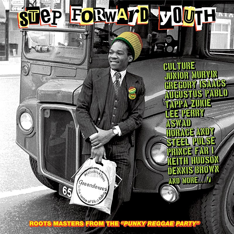 Cover Art: Step Forward Youth