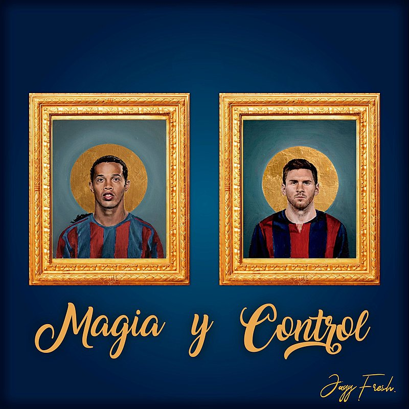 Cover Art: Magia Y Control