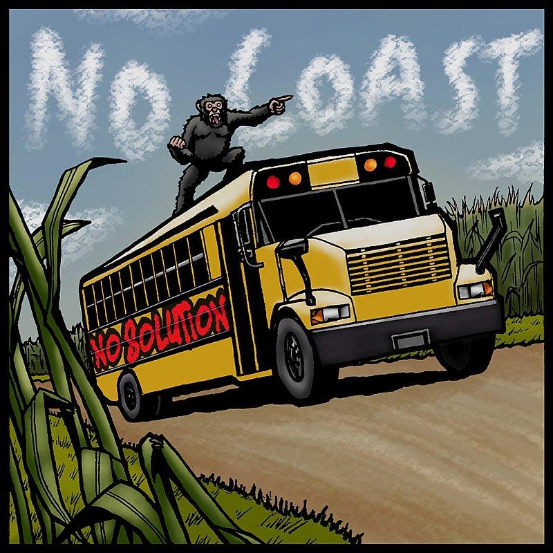 Cover Art: No Coast
