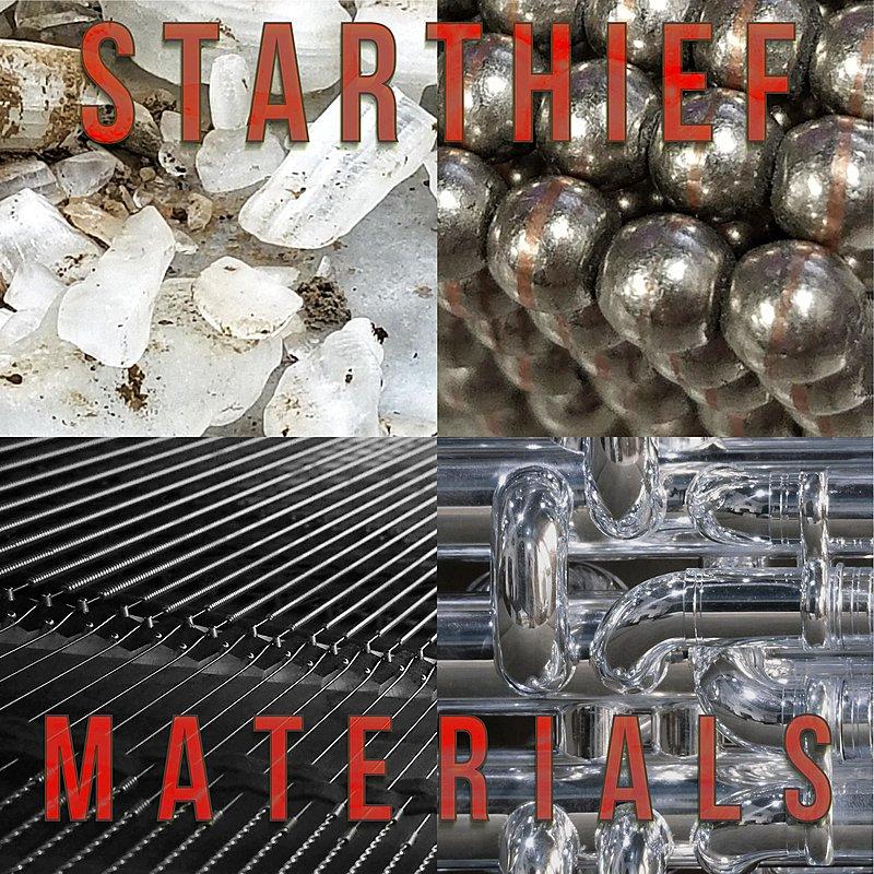 Cover Art: Materials